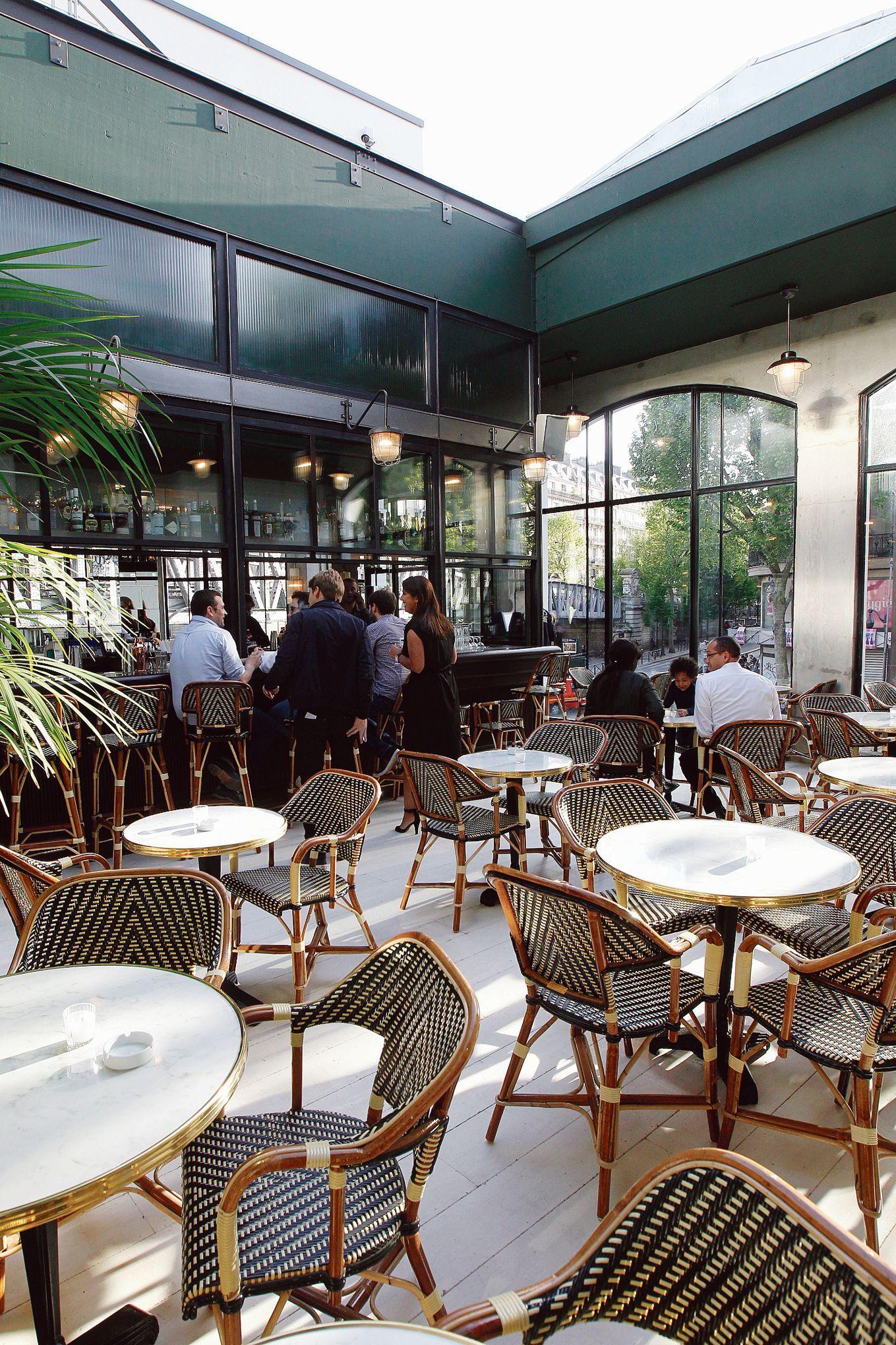 Brasserie Barbes Paris Image