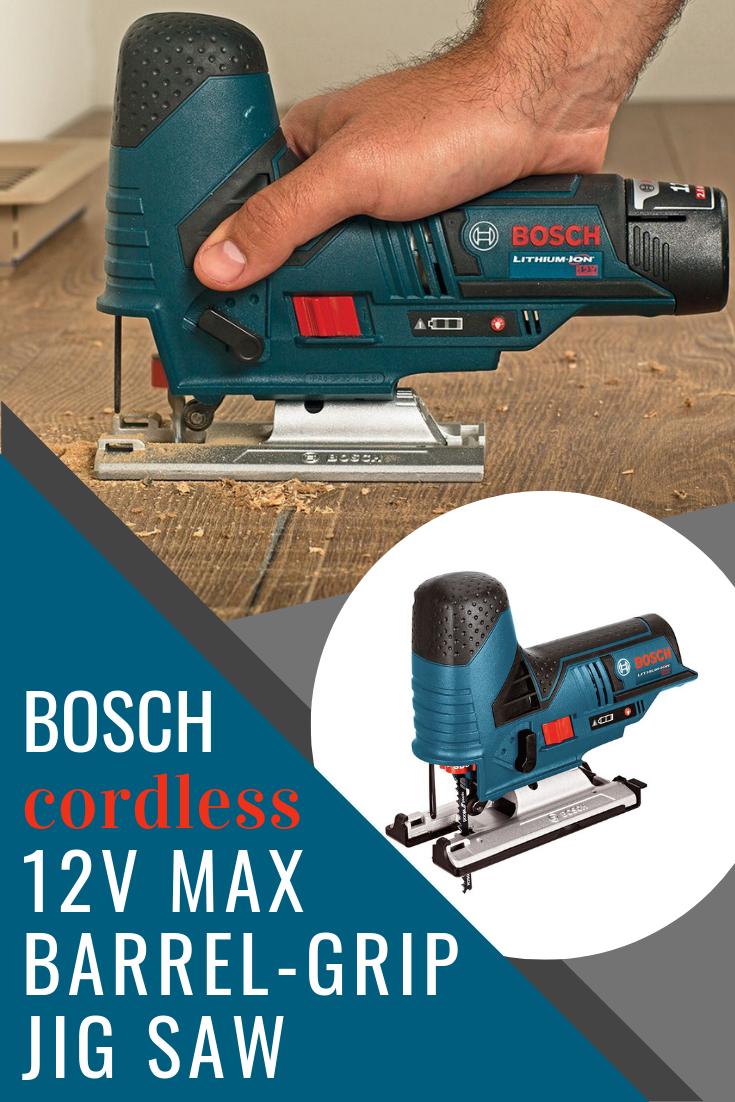 Bosch 12v Max Barrel Grip Cordless Jig Saw Bare Tool Tools Cordless Power Tools Woodworking Hand Tools