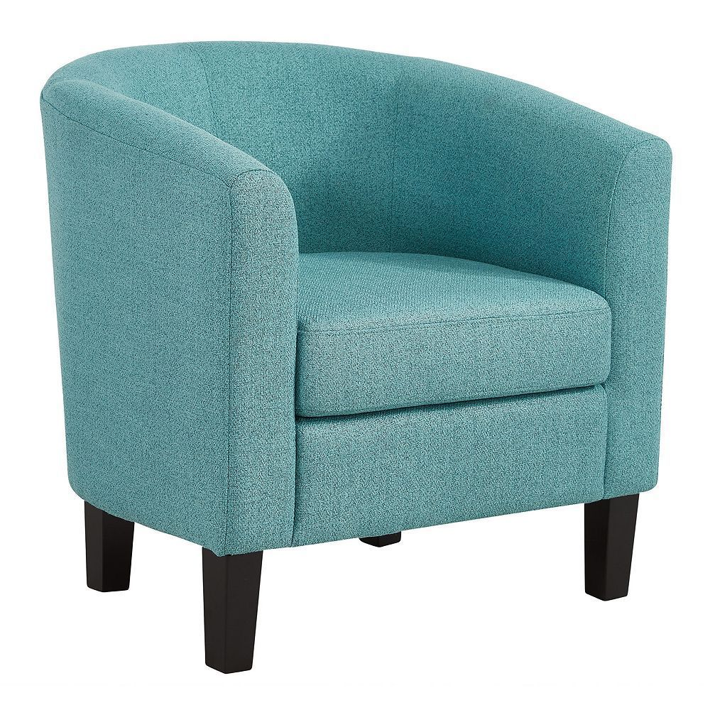 Riley Barrel Arm Accent Chair Accent Chairs Chair