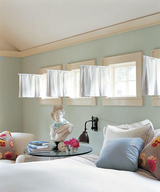 Basement Window Curtain Rods Small Window Curtains Basement