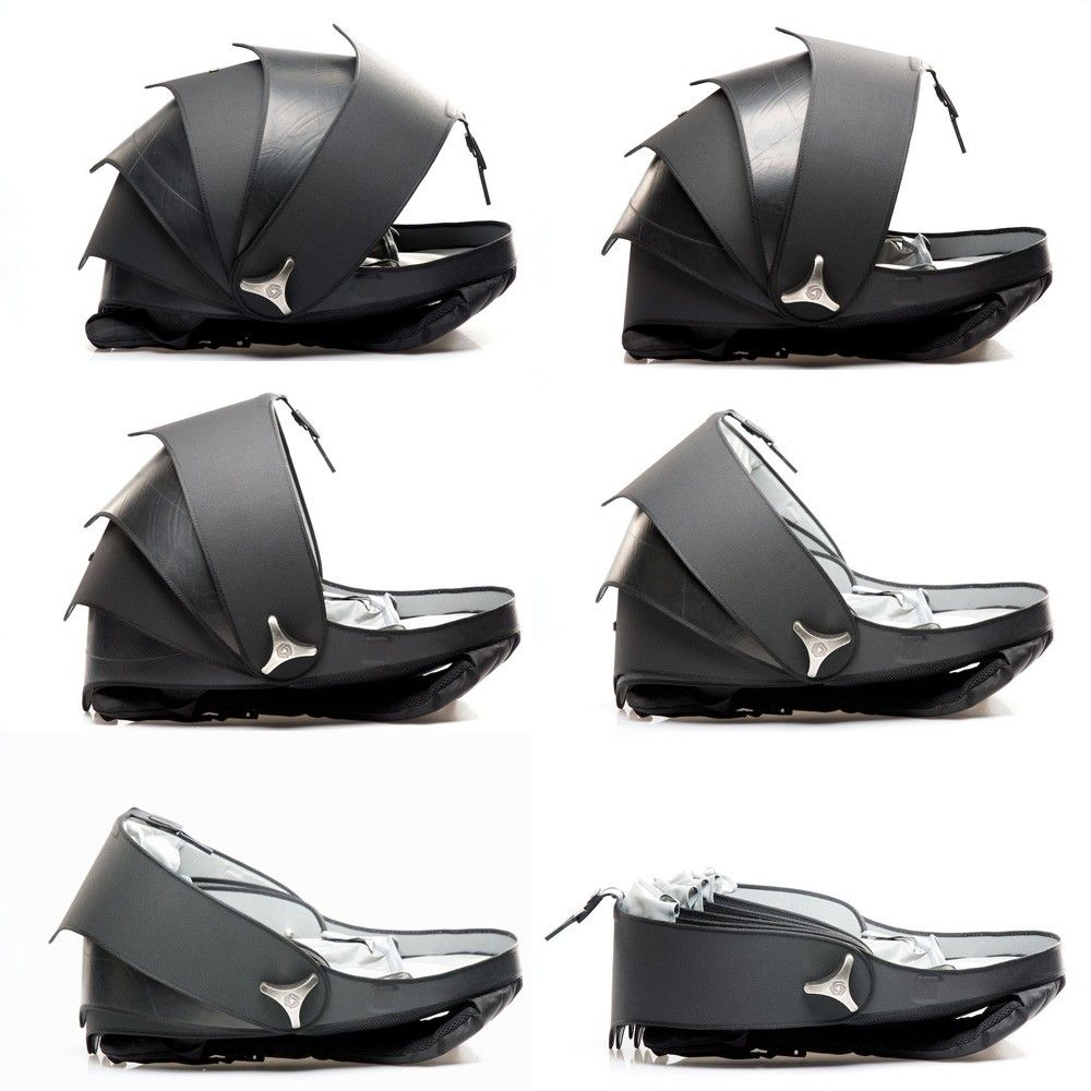 1c3b286366  329 Pangolin - Recycled Backpack by Cyclus. The overlapped sliding parts  allow this bag to fold into itself as you open it! The Pangolin bag is kept  closed ...