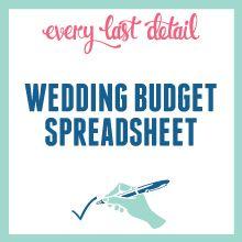 Wedding Planning Downloads