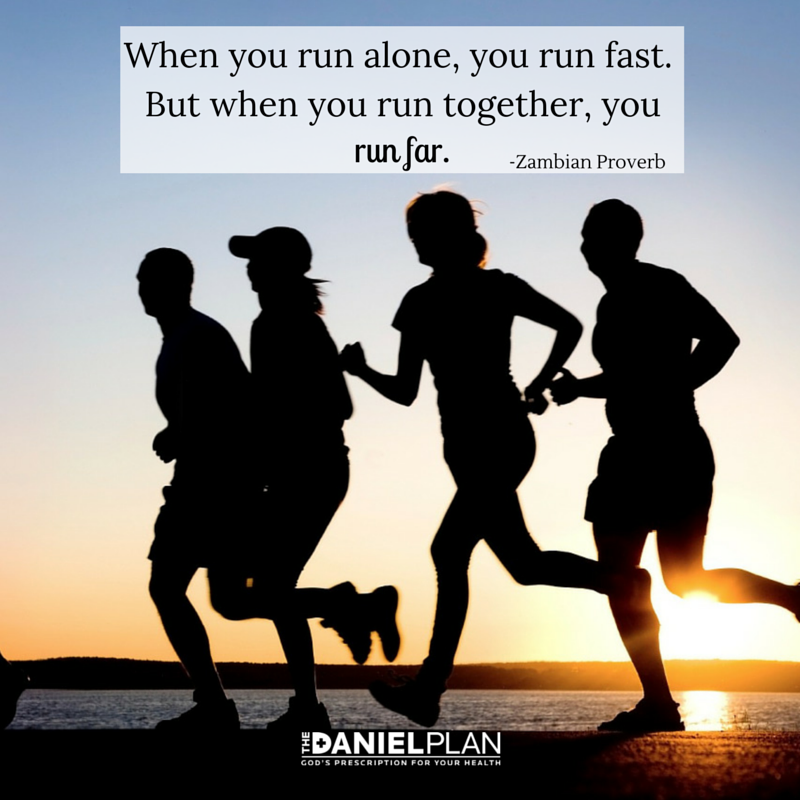 Theres an old zambian proverb that says when you run alone you theres an old zambian proverb that says when you run alone you run healthy weight lossexercise ccuart Image collections