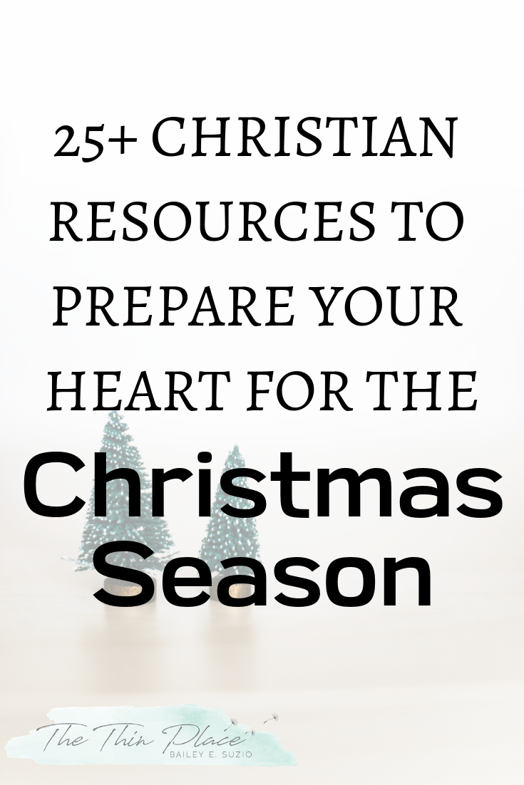 25+ Christian Resources to Jumpstart Your Advent and Prepare Your ...