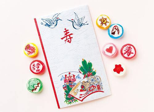 Kintaro-Ame 金太郎飴 Japanese traditional candys.