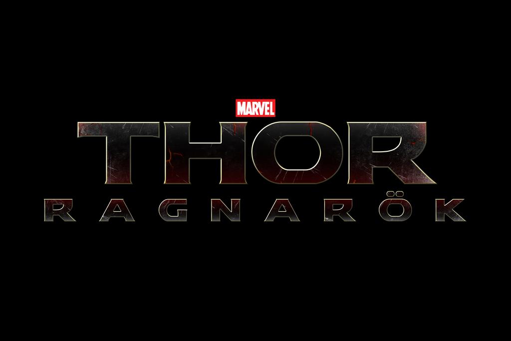 Marvel S Thor Ragnarok Logo V2 By Mrsteiners On Deviantart Marvel Thor Film Logo Thor