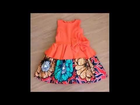 Stylish baby girl frock designs  kids Dress Design