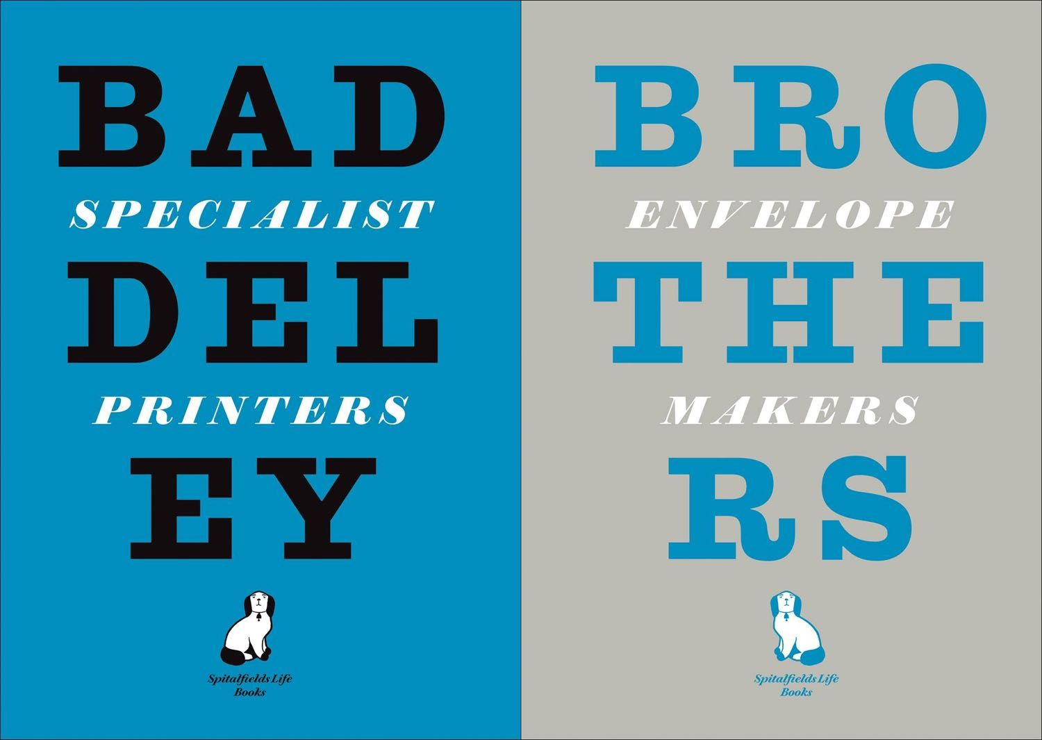 One of David Pearson's typographic designs from 'Baddeley Brothers' - a new book by The Gentle Author of Spitalfields Life dedicated to the work of this London printer http://allthingsconsidered.co.uk/2015/10/baddeley-brothers.html