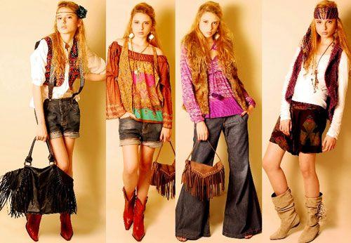 Imagens hippie pesquisa google hippie pinterest - Moda hippie anos 70 ...