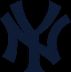 newyork yankees logo logo initials pinterest initials logos rh pinterest com au new york yankee font free new york yankee font download