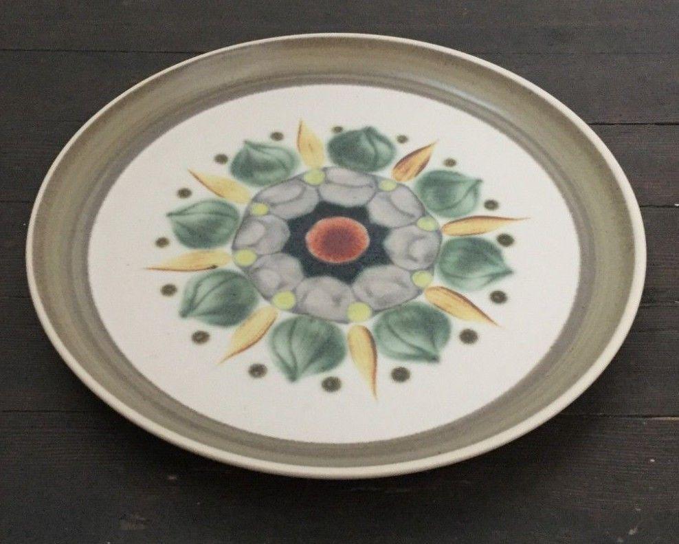 Masons Ironstone Franciscan Fruit Side Tea Bread Plate Tableware