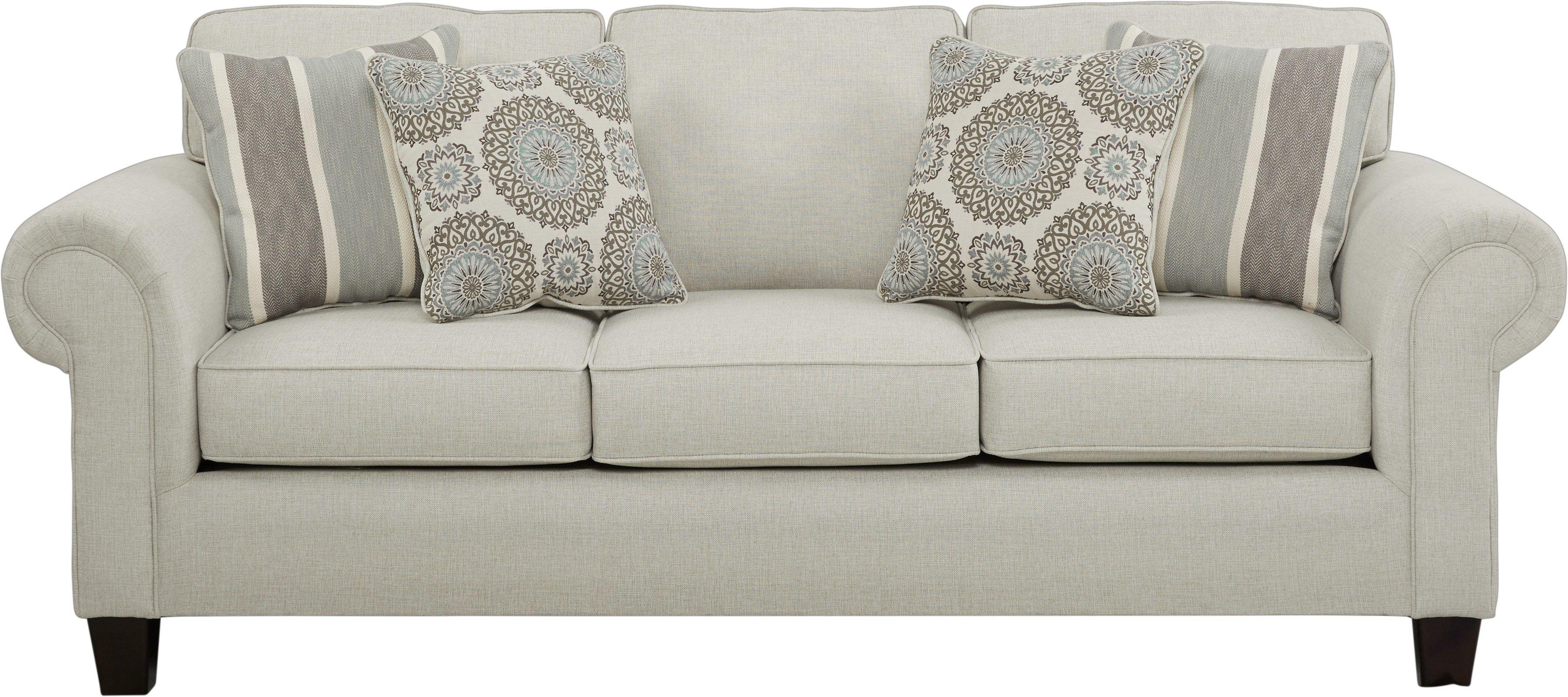 Pennington Sand Sofa Affordable Sofa Living Room Sofa