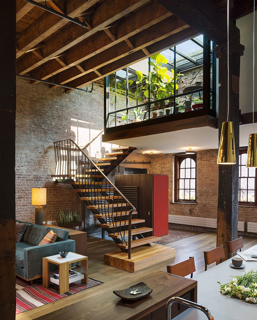 Converted Caviar Warehouse in New York / by Andrew Franz Architect PLLC
