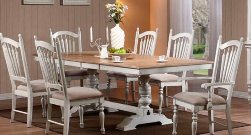 homelegance hollyhock dining table 5123 96 homelegance rh pinterest com