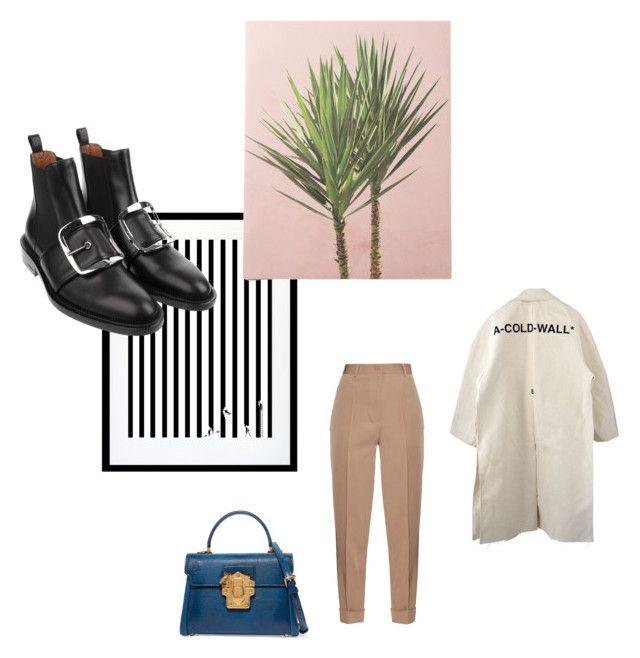 """Sans titre #36"" by juust8 on Polyvore featuring mode, Eleanor Stuart, Givenchy, Bottega Veneta, WALL et Dolce&Gabbana"