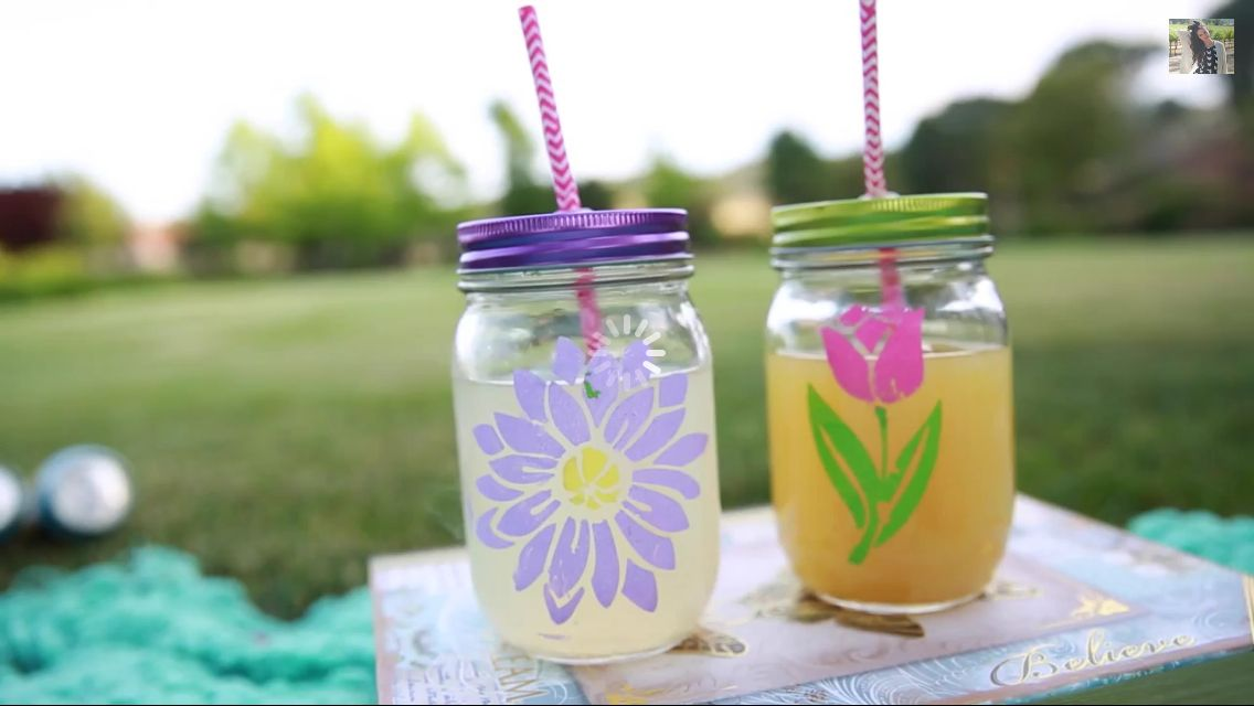 Personalize mason jars Supplies Mason jars Glass