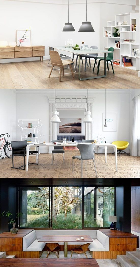 Unconventional Dining Room Designs for Your Modern