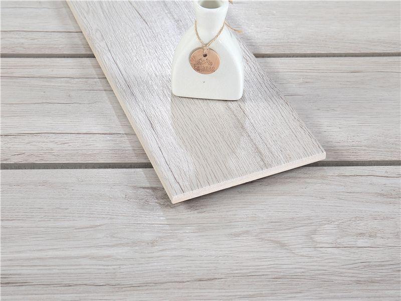 Grey 150 X 600mm Glazed Porcelain Wood Tile In 2020 Porcelain Wood Tile Wood Tile Wood Look Tile