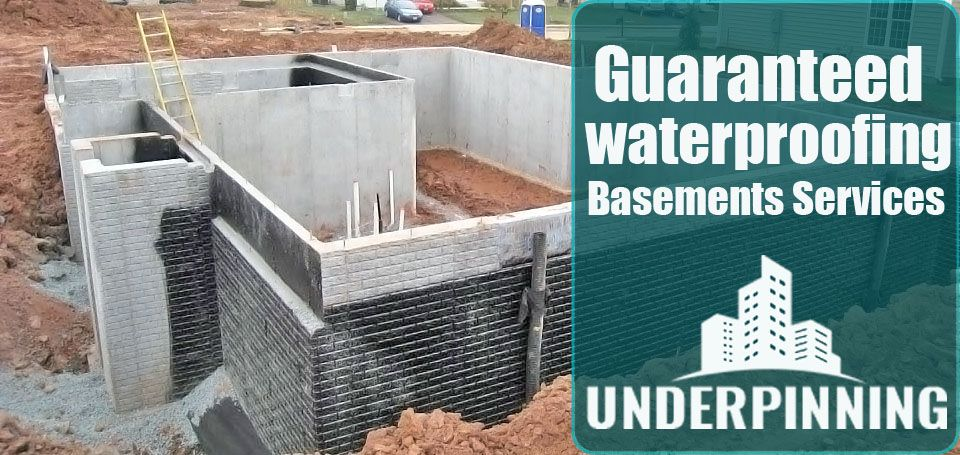 waterproofing basements adelaide adelaide underpinning service rh pinterest co uk