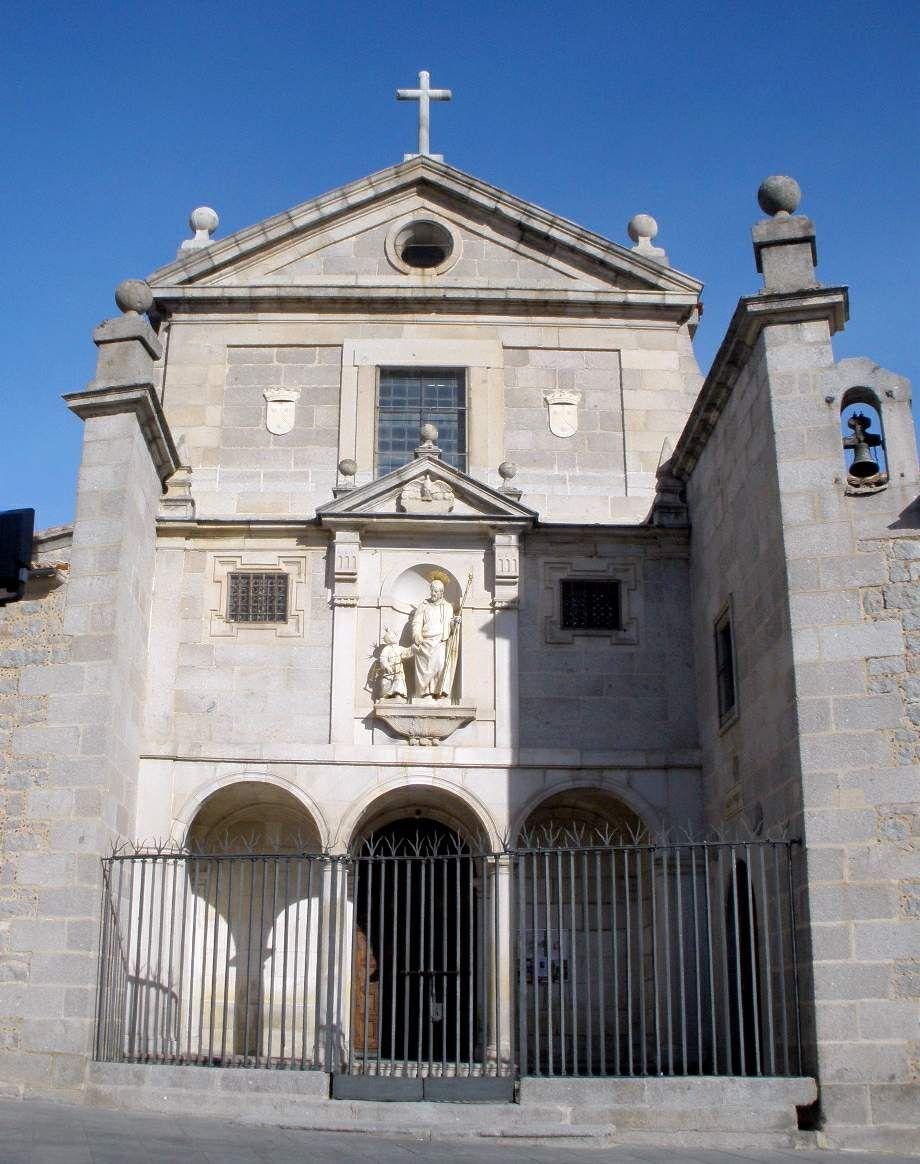 Iglesia San Jos de vila Francisco Mora