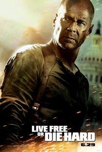 Duro De Matar 4 0 Poster Capa Cartaz Oficial 1 Filmes De