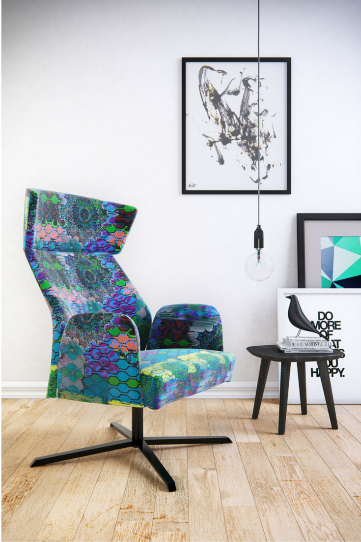 This Enora chair by Mobitec will not