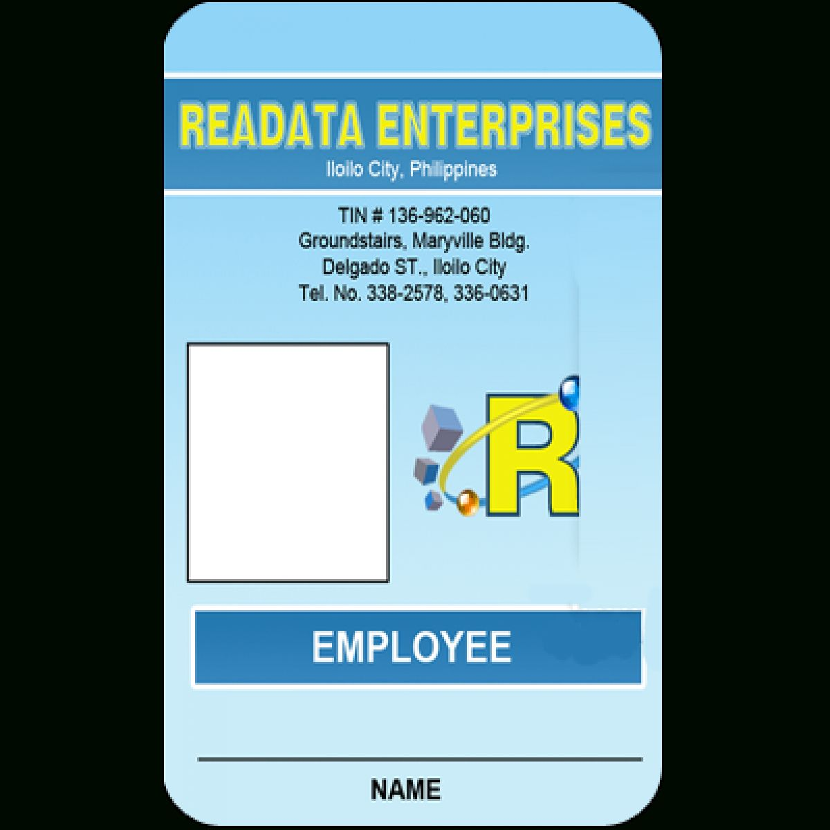 Id Badge Template Png, Picture #411497 Id Badge Template ...