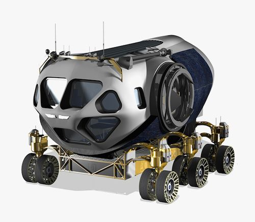 nasa space exploration vehicle - photo #25