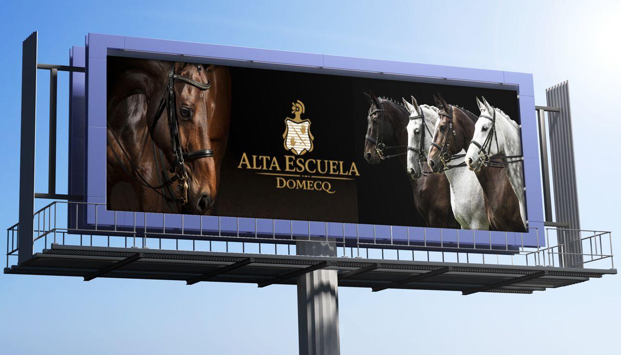 Alta Escuela Domecq | Espectacular