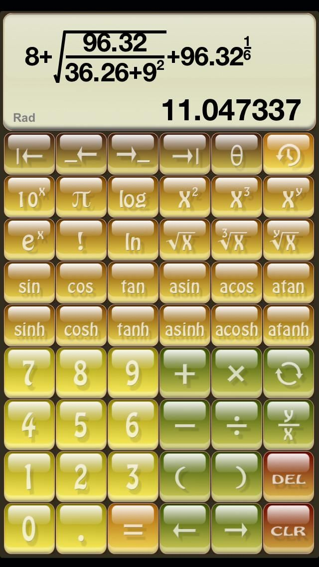 Square Root Symbol Iphone Keyboard Heavy Square