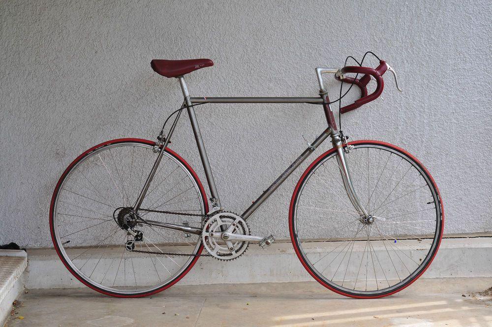 Motobecane Mirage Bicycle Owners Manual