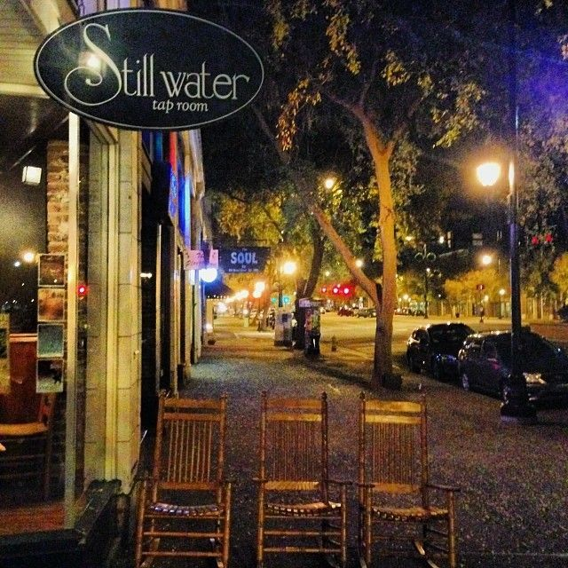 Downtown Augusta Ga: Grab A Cold One And A Seat At StillWater Taproom In