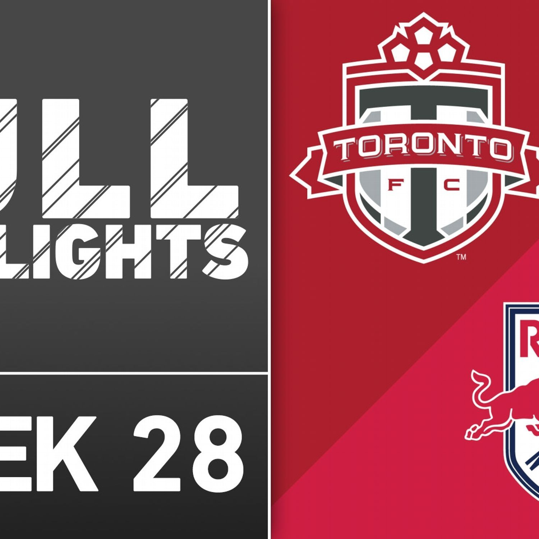 Video via MLS: TFC 3-3 NYRB