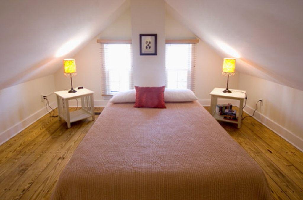 Comfortable Attic Decoration For Small Loft Space Comfortable: Comfortable  Attic Loft Decorating Ideas Foto Image 01