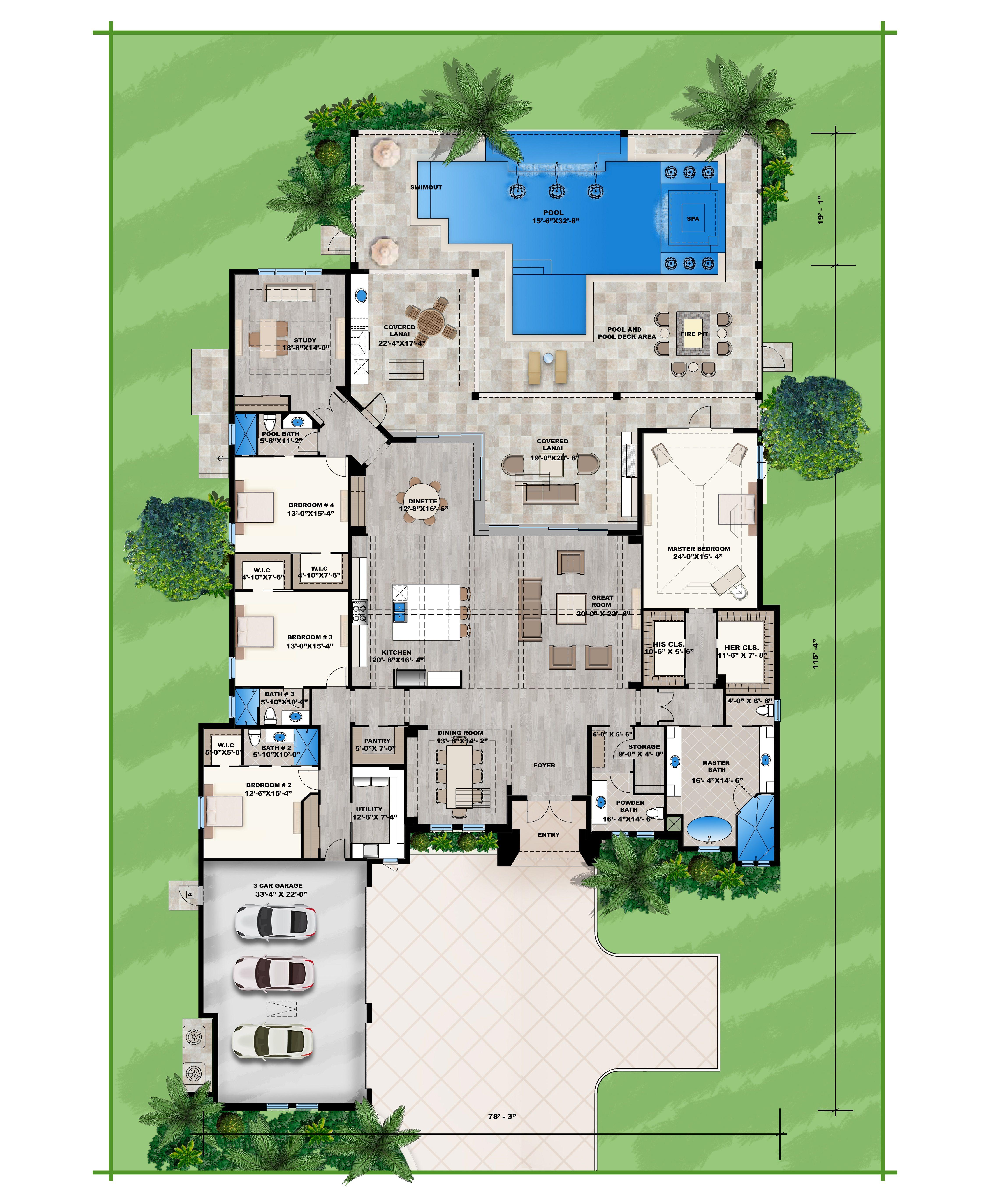 Lamora Floor Plan Jpg 4 500 5 500 Pixels Floor Plans House Blueprints Custom Home Builders