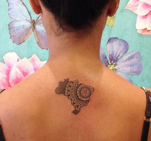 tattoo brasil tatiana alves tattoos pinterest tattoo tattos and tatoo. Black Bedroom Furniture Sets. Home Design Ideas