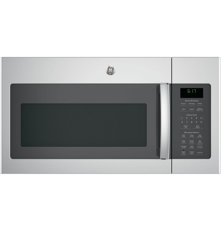 Ge Jvm6175k Products Microwave Oven Ge Microwave Stainless Steel Oven