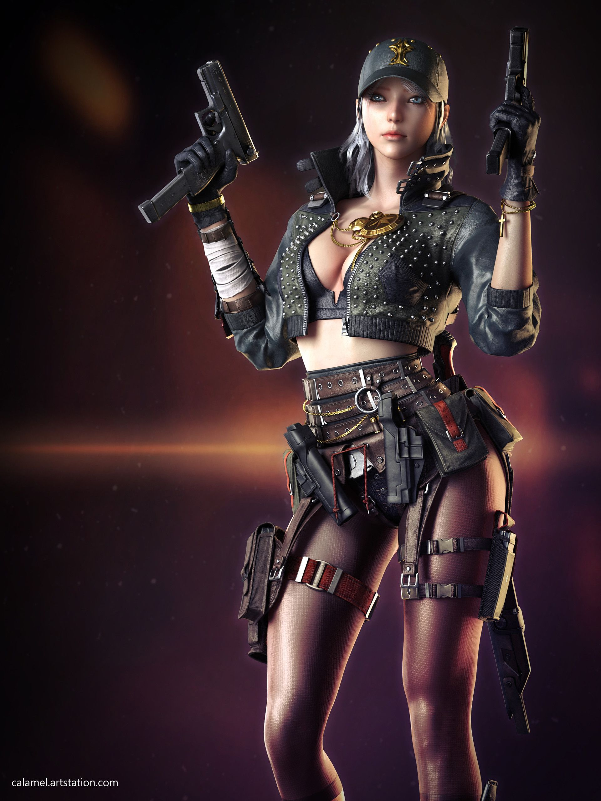 Artstation crossfire_vvip_sp kim sw with images