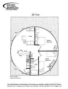I think a 30 39 yurt could be very live able even long term for Yurt bathroom designs