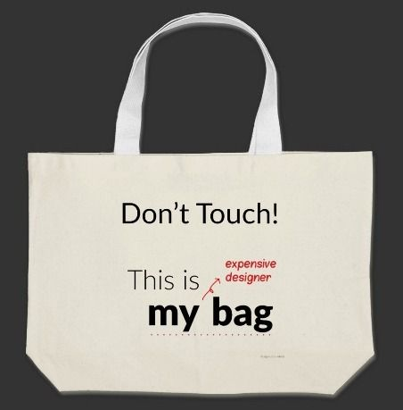 My Expensive Designer Bag
