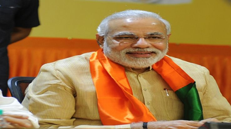 Prime Minister Narendra Modi may travel to Nepal via land route to attend the SAARC summit next month and is likely to visit three major religious sites --...