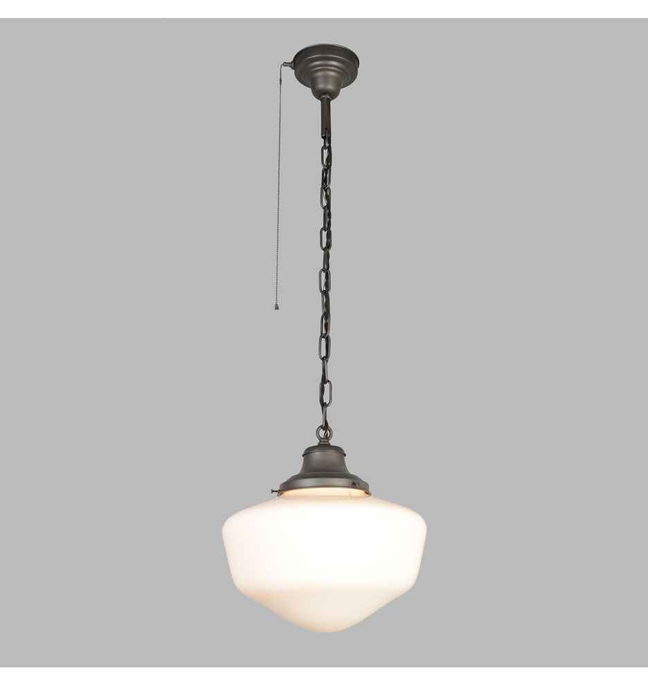 pull chain design home with light nickel amazon satin ceiling com dp improvement house fixture