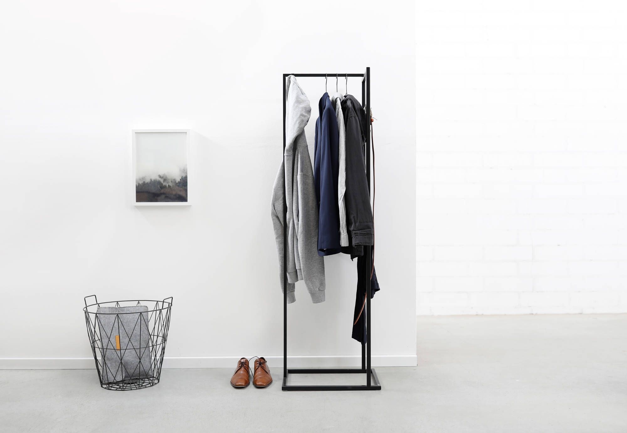 Kleiderstander Alva Garderobe Stander Kleiderstander Und Garderobe