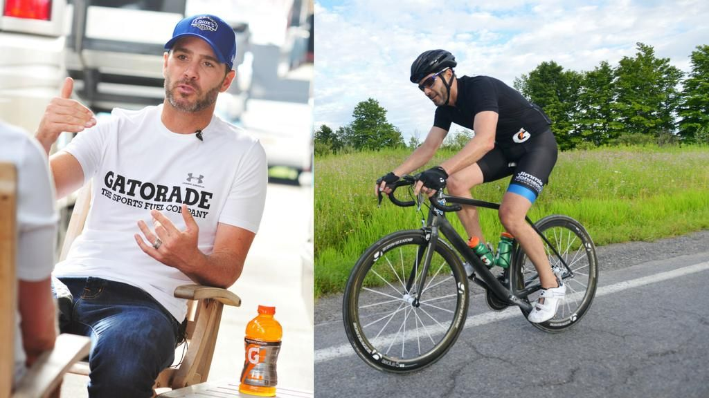 Gatorade, Hendrick Motorsports give peak into race routine for Jimmie Johnson's team http://dlvr.it/C0jVFy #nascar