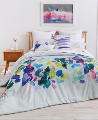 palette mint reversible bedding collection