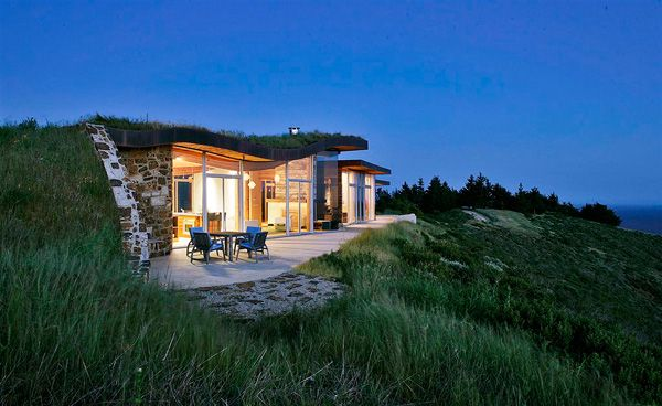 Clear Ridge, Big Sur, CA home with panoramic ocean views. Love!  Architect: Carver & Schicketanz