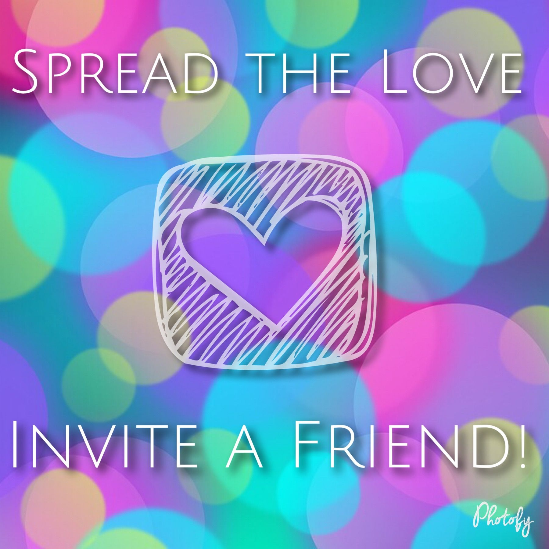 Spread the love, invite a friend | Jamberry Party Games ...