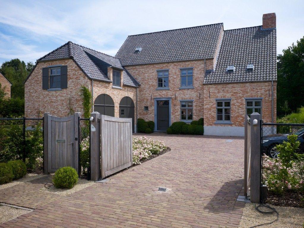 Pastorijwoning google zoeken huis pinterest zoeken google en huizen - Buitenverlichting gevelhuis ...