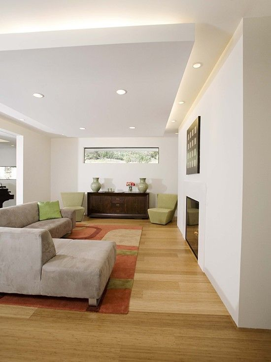 Ceiling Designs For Living Room Philippines: Family Room Kitchen Open To Living Room Design, Pictures