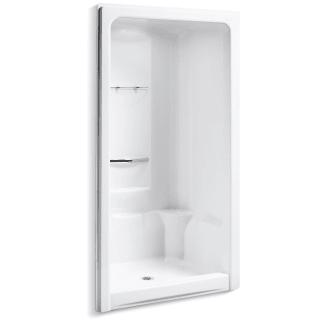 Kohler K 1687 Fiberglass Shower Stalls One Piece Shower Small